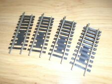 Collection of R410 Nickel Silver Turntable Track Sections for Hornby OO Gauge