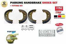 FOR BMW 1 E81 E87 E88 F20 F21 2006-2017 HANDBRAKE HAND BRAKE SHOES + FITTING KIT