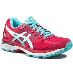 ASICS Women's Running Shoes GT-2000 Fitness Gym Pink NWT T656N-2140