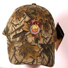 RAB Inc. Ball Cap Trucker Hat Adjustable Acorn Trail Camouflage