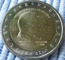 Luxemburg 2 Euro Gedenkmünze 2005 Henri Adolphe Euromünze commemorative coin