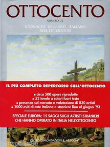 CATALOGO DELL'ARTE ITALIANA DELL'OTTOCENTO n. 22