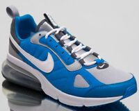 Nike Air Max 270 Futura Sneakers Photo Blue White Lifestyle Shoes AO1569-003