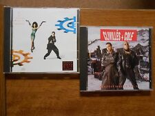 Lot of 2 Clivilles & Cole CD's: Music Factory/Gonna Make You/Greatest Remixes