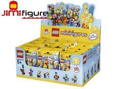 NEW LEGO Minifigures Simpsons Series 2 Sealed Box 60 71009 Minifigure Genuine