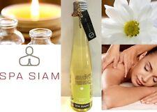 Spa Siam Lemongrass Kaffir Massage Oil Bath Body Skin Care 200ml