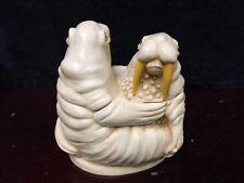 Harmony Kingdom Walrus Treasure Jest Series Box, Tjwa, Mib