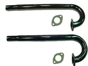 "J Tubes Exhaust Heater Box ""J"" Tubes VW Beetle Bug Ghia Thing  AC255303"