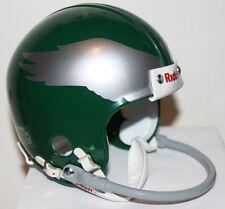 Norm Van Brocklin Philadelphia Eagles Riddell Custom Mini Helmet 1 Bar Face Mask
