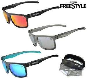 Fishing Polarised Sunglasses FreeStyle Glasses Predator Lure Pike Trout Perch UL