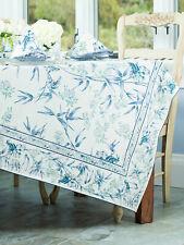 April Cornell Tablecloth Bamboo Garden Collection 36x36 NWT 100% Cotton