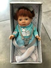Tiny Treasures Doll with Green Outfit * RRP £40 *