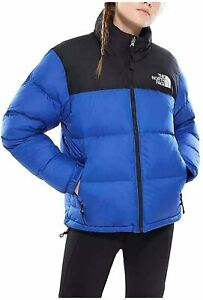 KIDS THE NORTH FACE YOUTH 1996 RETRO NUPTSE JACKET IN BLUE UK S (T93NOJCZ6-S)