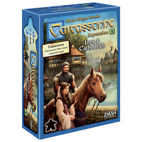Carcassonne Expansion 1: Inns & Cathedrals - Brand New & Sealed