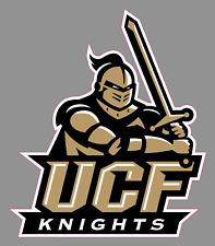 "UCF Knights Primary Logo 6"" Vinyl Decal Bumper Sticker - NCAA College Football"