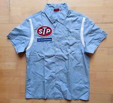 PUMA Richard Petty Enterprises STP The Racers Edge Button Down Shirt Tee M RARE