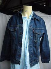 Vintage Levis Blue Denim Trucker Jacket 75505 0217 Size 38 Canada