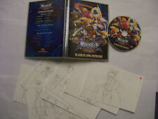 DAISUKE ISHIWATARI BlazBlue Song Interlude + all 12 sketch cards! – 2012 EU CD