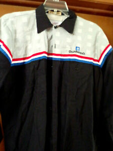 VINTAGE MR.GOODWRENCH SERVICE Mechanic/Shop Short SleeveTall Shirt Used/Recycled