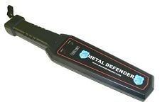Portable Metal Detector Security Person Scanner Hand Held Wand Body Search