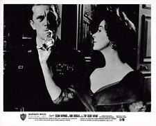 "Susan Hayward, Kirk Douglas ""Top Secret Affair"" vintage still"