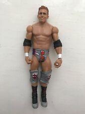 RARE WWE ZACK RYDER MATTEL BASIC SERIES 31 WRESTLING FIGURE