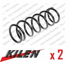 2 x KILEN REAR AXLE COIL SPRING PAIR SET SPRINGS GENUINE OE QUALITY - 53269