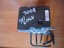 PEUGEOT 3008 1.6 HDI Typ Hydraulikblock + ABS Steuergerät  0265230883