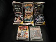 Vintage Atari Lynx Lot of 8 Games, 2 NIB ALL COMPLETE!