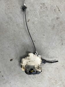 Audi A4 B7 Driver Side Front Central Door Lock Mechanism 8E2837016AA Genuine