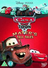 Cars Toon Mater's Tall Tales Maters Region 4 New DVD