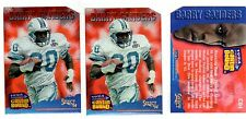 1X BARRY SANDERS 1994 Select #CB4 Canton Bound PROMO SAMPLE Bulk Lot Available