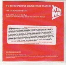 (DK466) The Retrospective Soundtrack Players, The Catcher In The Rye - DJ CD
