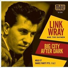 Big City After Dark [Single] by Link Wray (Vinyl, Nov-2012, Sundazed)