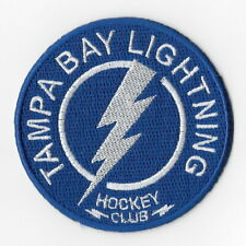NHL Tampa Bay Lightning Hockey Club Iron on Patches Embroidered Patch Applique