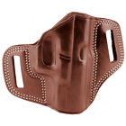 Galco Combat Master Holster, Right Hand, Tan, 4.02 In., Glk 19, 23, 32, 36 Cm226