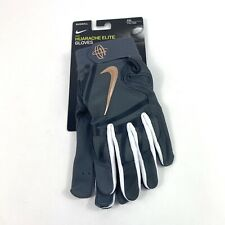 Nike Huarache Elite Batting Gloves Size XXL Gray Grey GB0448-917 New $65