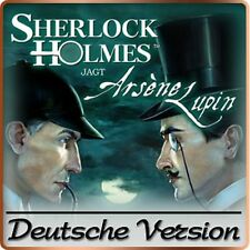 Sherlock Holmes jagt Arsene Lupin - PC - Windows XP / VISTA / 7 / 8