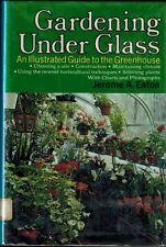 Gardening Under Glass, Greenhouse Plants, Horticulture, Sunrooms, Gardener Book
