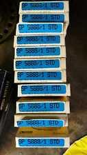 Set fascie elastiche Porsche 924 Turbo Carrera GT 93110390101 Goetze 0832050010