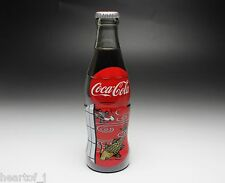 Happy New Year 2016 from Coca Cola Japan Brocaded Carp Bottle NEW Full