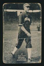 1928 Zeenut (PCL) -ELMER PONDER (Portland Beavers) 1917-1921 Pittsburgh Pirates