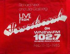 New York City WNEW-FM - Elvis Costello - Live at HEARTBREAK 1985 Long Sleeve Tee