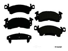 OPparts Ceramic Disc Brake Pad fits 1969-1986 Pontiac Firebird Bonneville,Catali