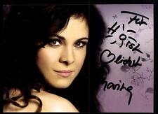 Marina Koller Autogrammkarte Original Signiert ## BC 47580