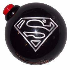 Black Superman Push Button Side Mount shift knob M10x1.50 U.S MADE