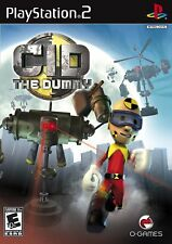 CID The Dummy (Sony PS2) *NEW*