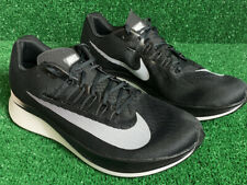 Nike Zoom Fly Men's Size 12.5 Running Shoes Black White Anthracite [880848-001]