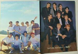 NCT127 x Nature Republic Summer and autumn combo version all members Book cover
