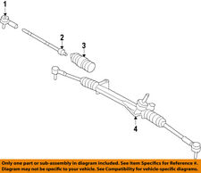 FORD OEM 10-13 Transit Connect Steering Gear-Outer Tie Rod End 2T1Z3A130A